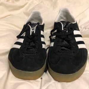 Adidas Gazelle Sneaker Black Suede